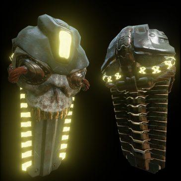warhead brings the shard: IR9