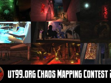UT99.org ChaosUT Mapping Contest Mappack