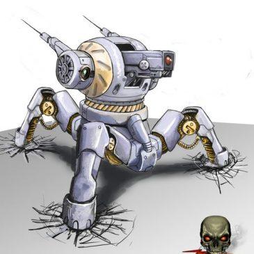 thatscrawnykid's WIP turret concept