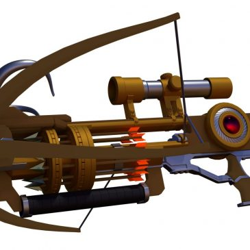 Crossbow model